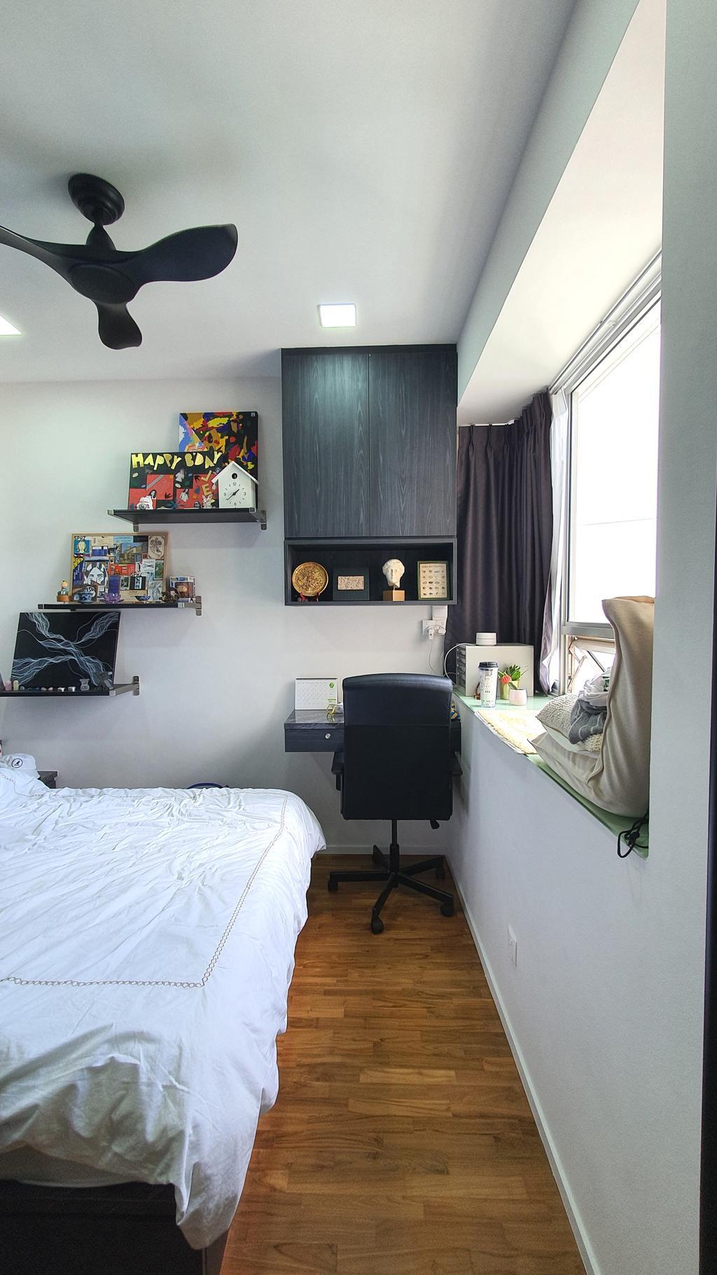 Contemporary, Condo, Bedroom, Kerrisdale, Interior Designer, Our Interior