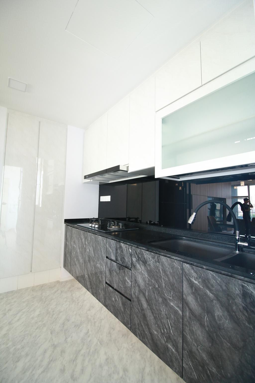 Contemporary, Condo, Kitchen, Kerrisdale, Interior Designer, Our Interior