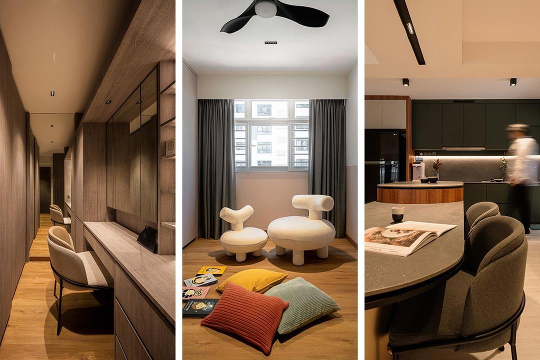 Tampines 5-room BTO flat renovation 1