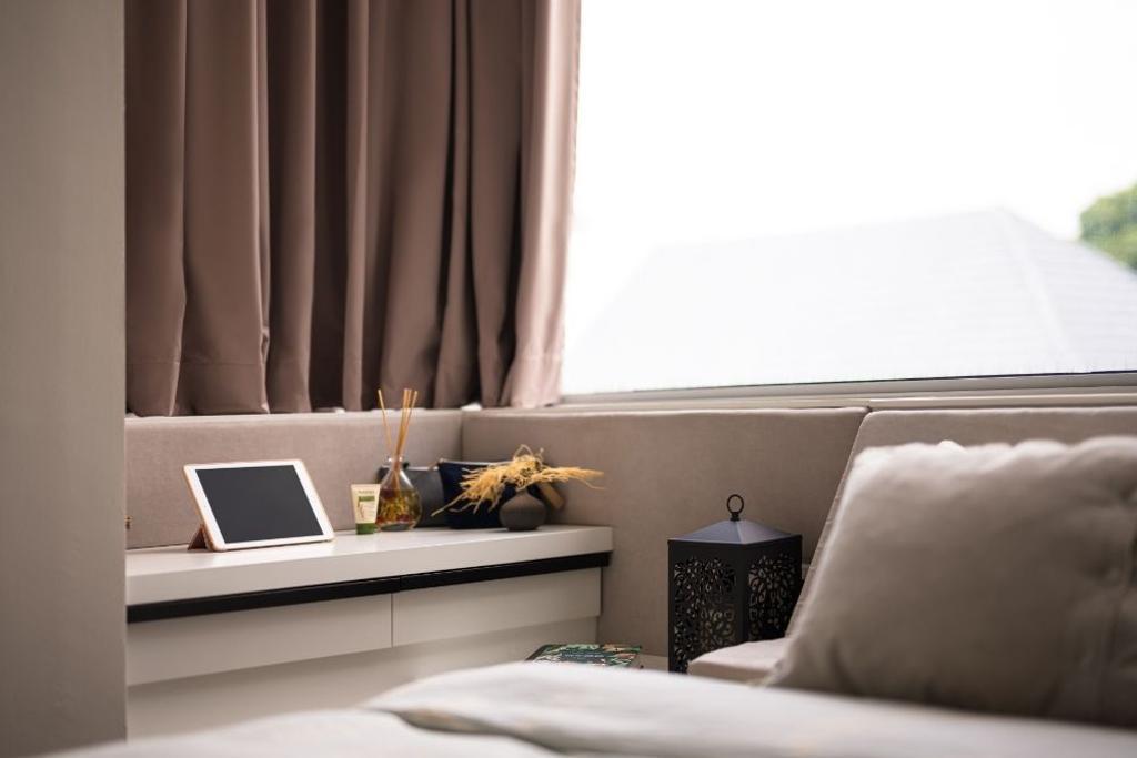 Contemporary, Condo, Bedroom, Wembley Residences, Interior Designer, Carpenters 匠
