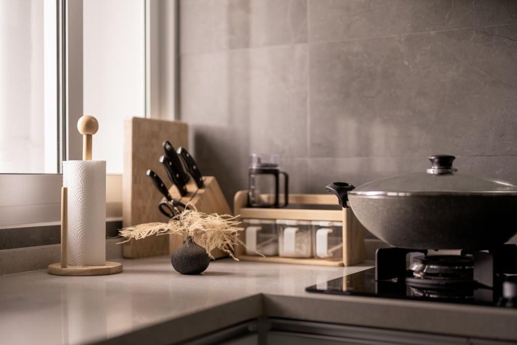 Contemporary, Condo, Wembley Residences, Interior Designer, Carpenters 匠
