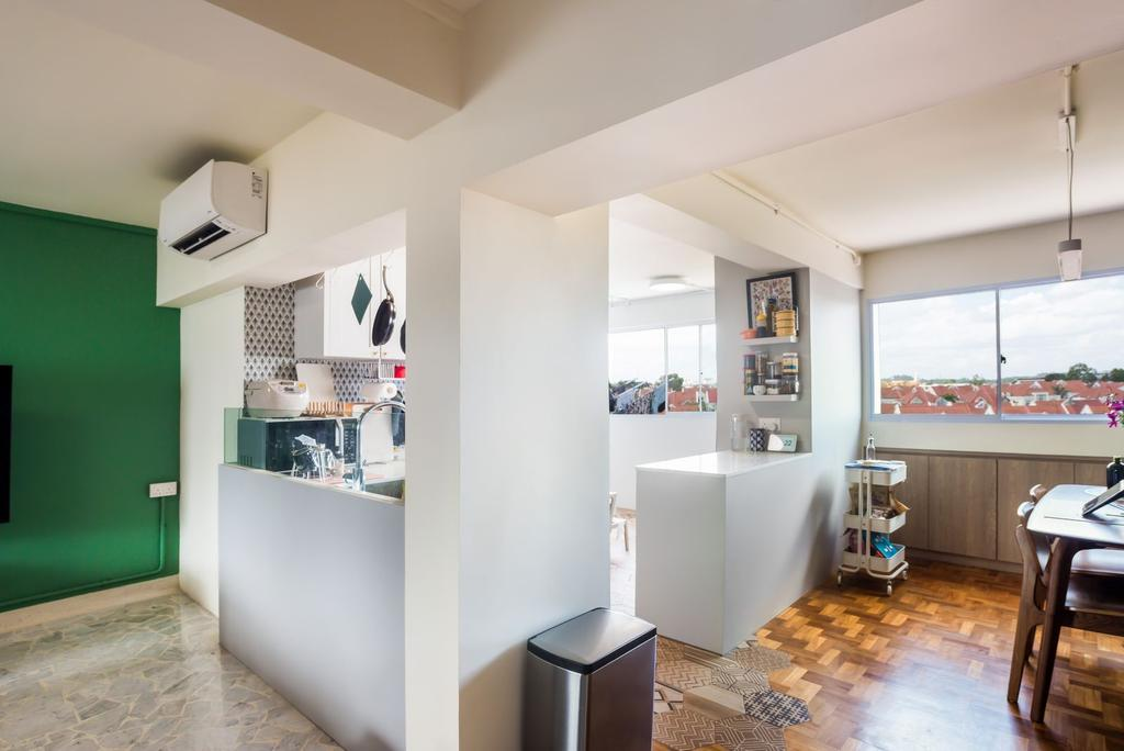 Queen's Road by Archive Design