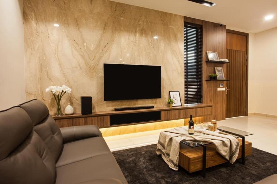 A Modern Home With Industrial Nod Wins Qanvast Design Award 14