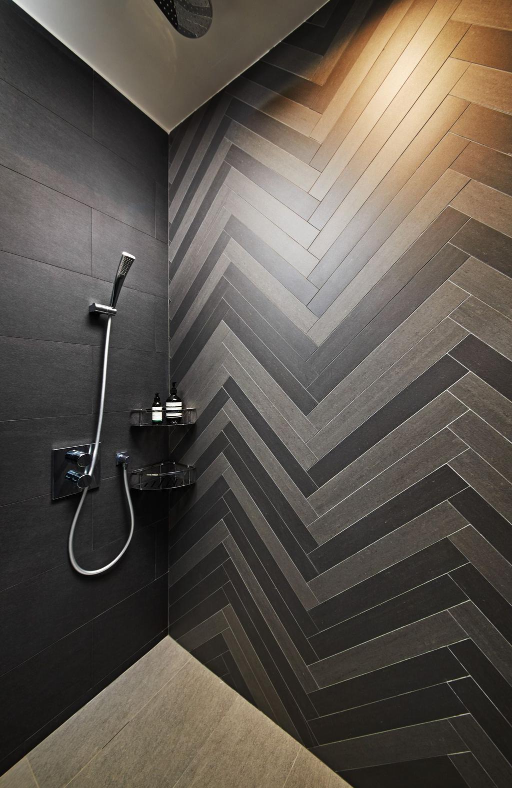 Contemporary, Condo, Bathroom, Waterfront Isle, Interior Designer, ICAY