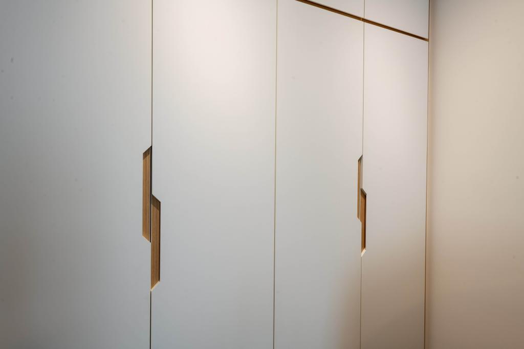 Scandinavian, HDB, Bedroom, Hougang Street 32, Interior Designer, Glamour Concept