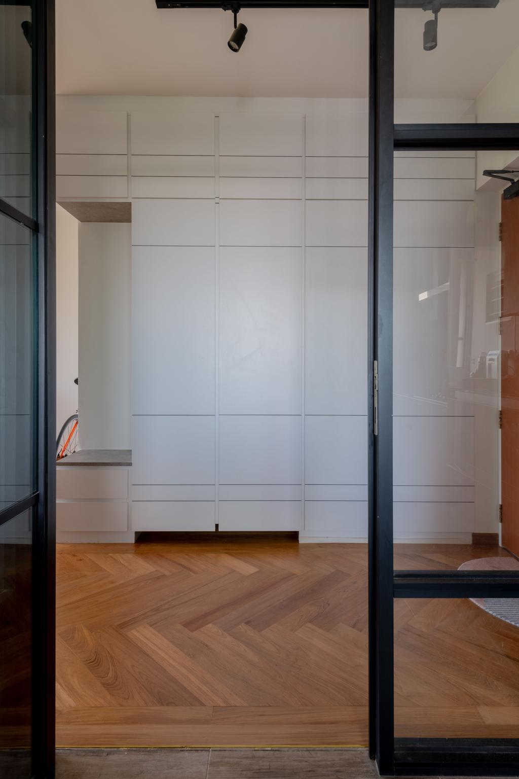 Eclectic, HDB, Living Room, Depot Road, Interior Designer, Vika Design Lab