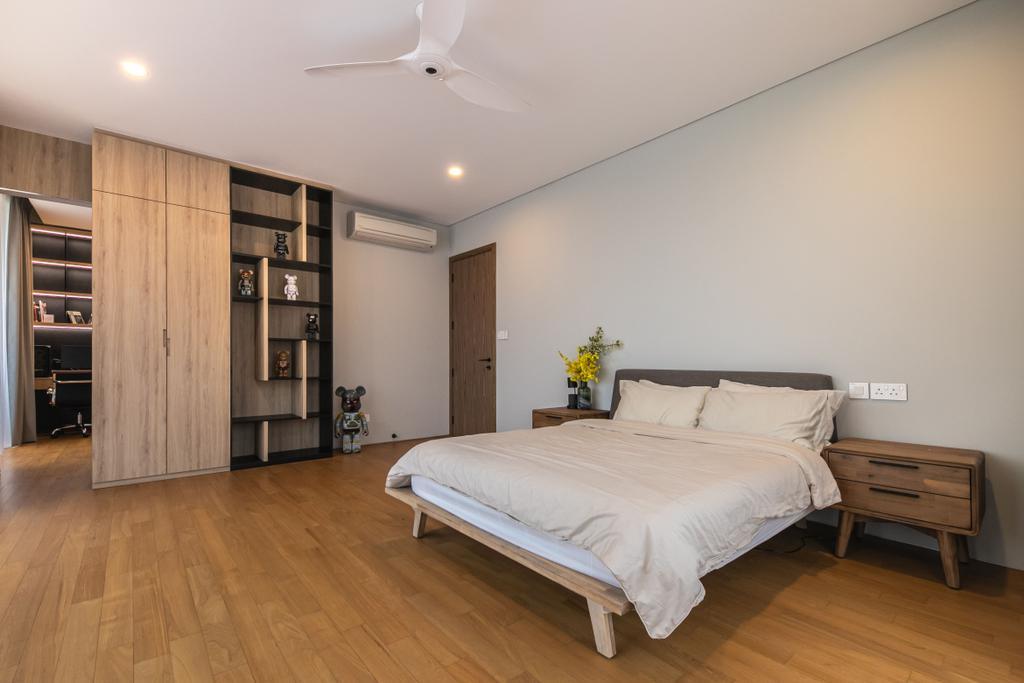 Contemporary, Landed, Bedroom, Nim Drive, Interior Designer, Space Atelier