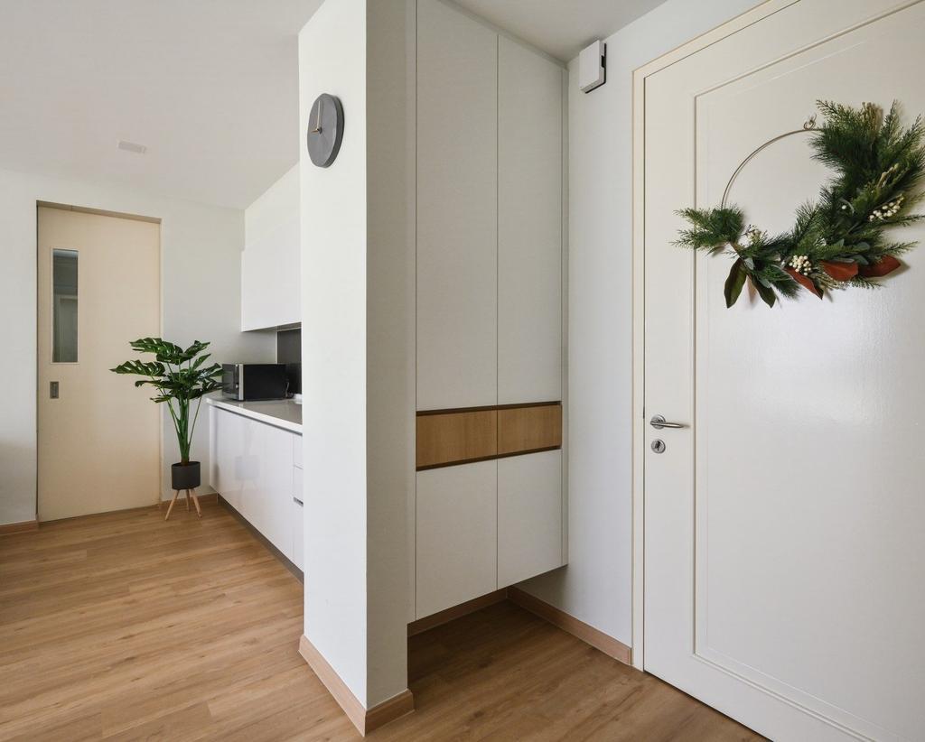 Minimalist, Condo, The Park, Bukit Jalil, Interior Designer, IQI Concept Interior Design & Renovation
