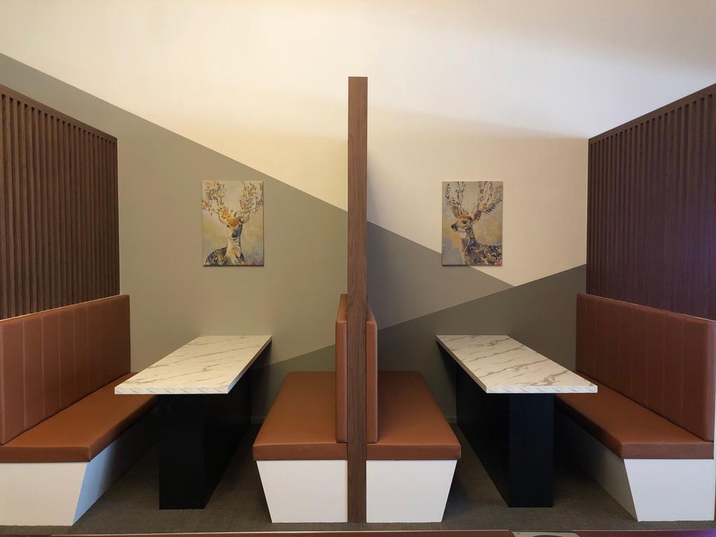 Jalan Buroh, Commercial, Interior Designer, Eight Design, Contemporary