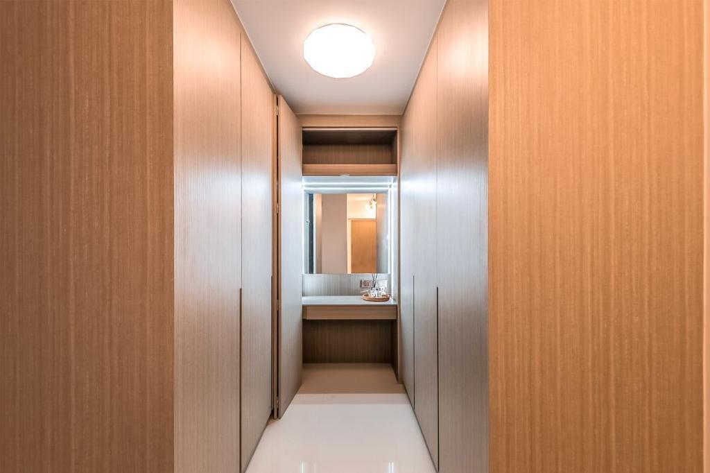 Contemporary, HDB, Bedroom, Bidadari Park Drive, Interior Designer, AC Vision Design, Scandinavian