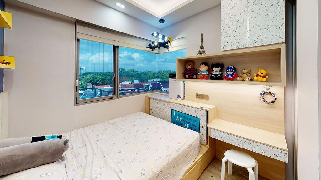 Contemporary, Condo, Bedroom, High Park Residences, Interior Designer, Eight Design