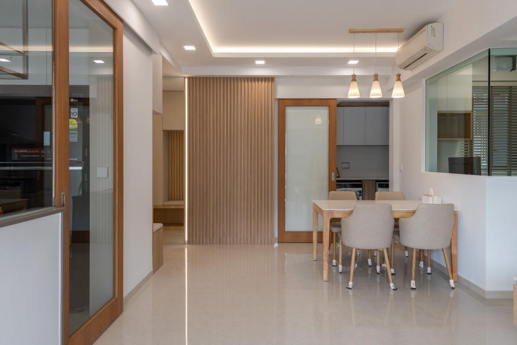 Contemporary, Condo, Dining Room, Rivercove Residences, Interior Designer, Mr Designer Studio