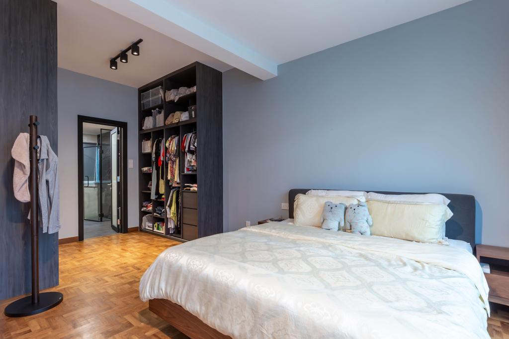 Contemporary, Condo, Bedroom, Springhill, Interior Designer, SHE Interior