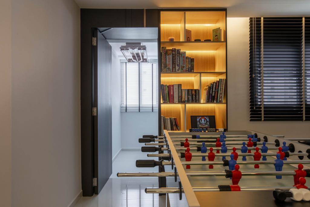 Contemporary, HDB, Woodlands Street 41, Interior Designer, SHE Interior