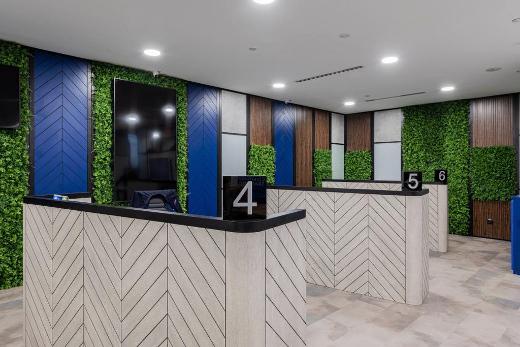 Bras Basah Road, Commercial, Interior Designer, De Exclusive Design Group, Contemporary