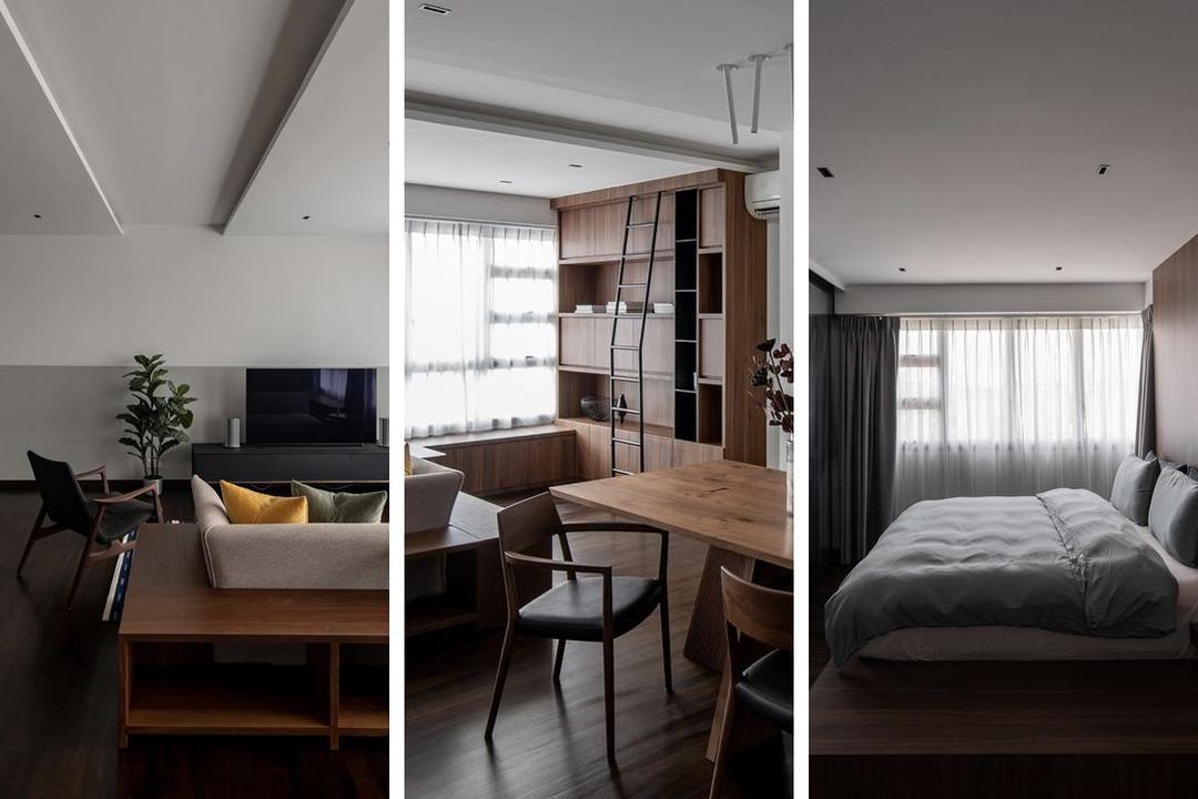 Ang Mo Kio HDB flat renovation 20