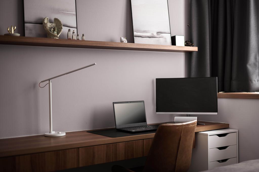 Contemporary, Condo, Study, Sunglade, Interior Designer, Ovon Design