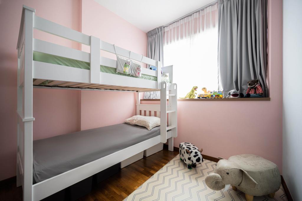 Contemporary, Condo, Bedroom, Sunglade, Interior Designer, Ovon Design