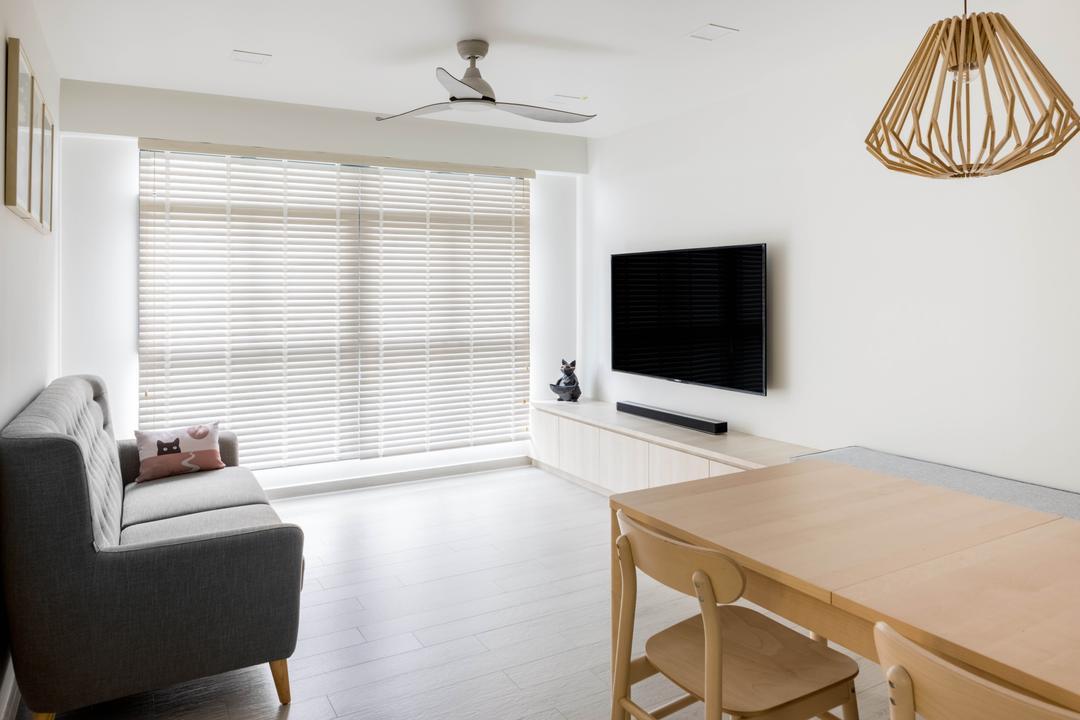 Alkaff Crescent Living Room Interior Design 13