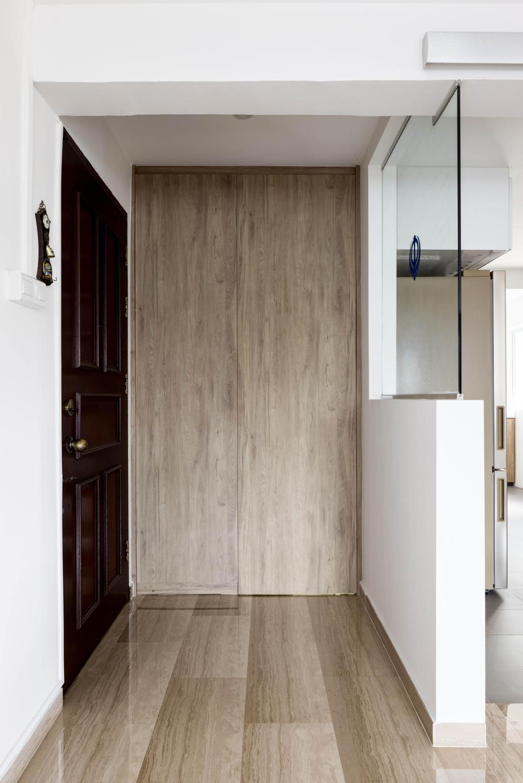 Contemporary, HDB, Living Room, Jurong East Street 52, Interior Designer, Apex Studios