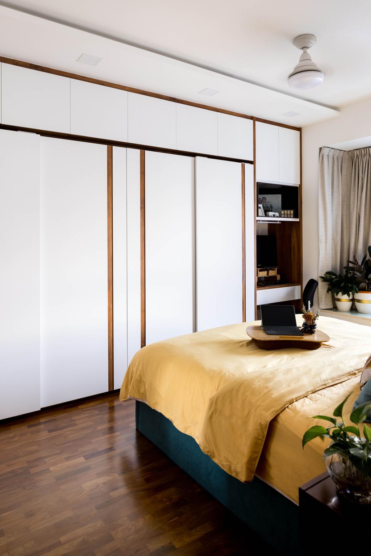 Contemporary, Condo, Bedroom, Mi Casa, Interior Designer, Apex Studios