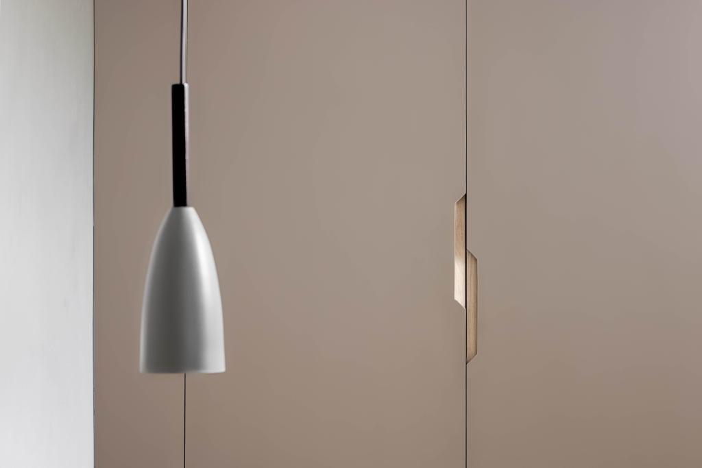 Contemporary, HDB, Bedroom, Tampines Street 43, Interior Designer, Apex Studios, Scandinavian