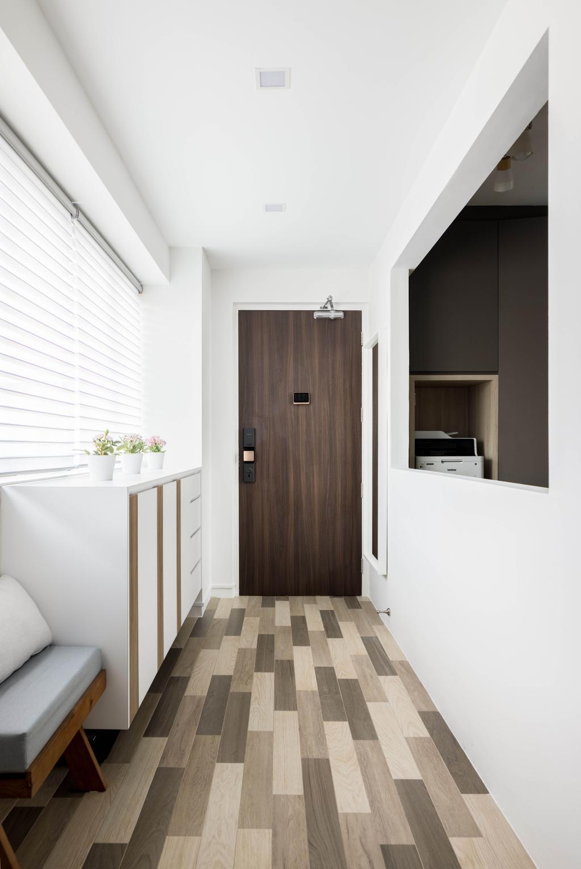 Contemporary, HDB, Living Room, Tampines Street 43, Interior Designer, Apex Studios, Scandinavian