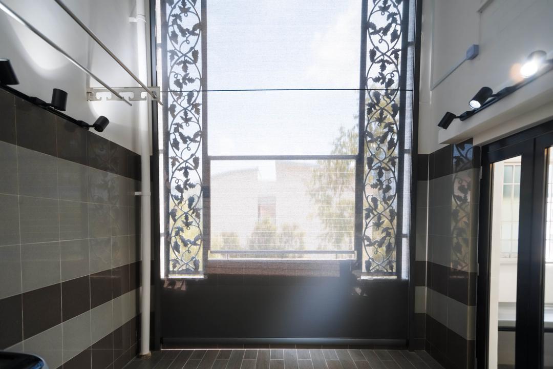 Pasir Ris Street 41, Renex Interior, Transitional, Contemporary, Kitchen, HDB