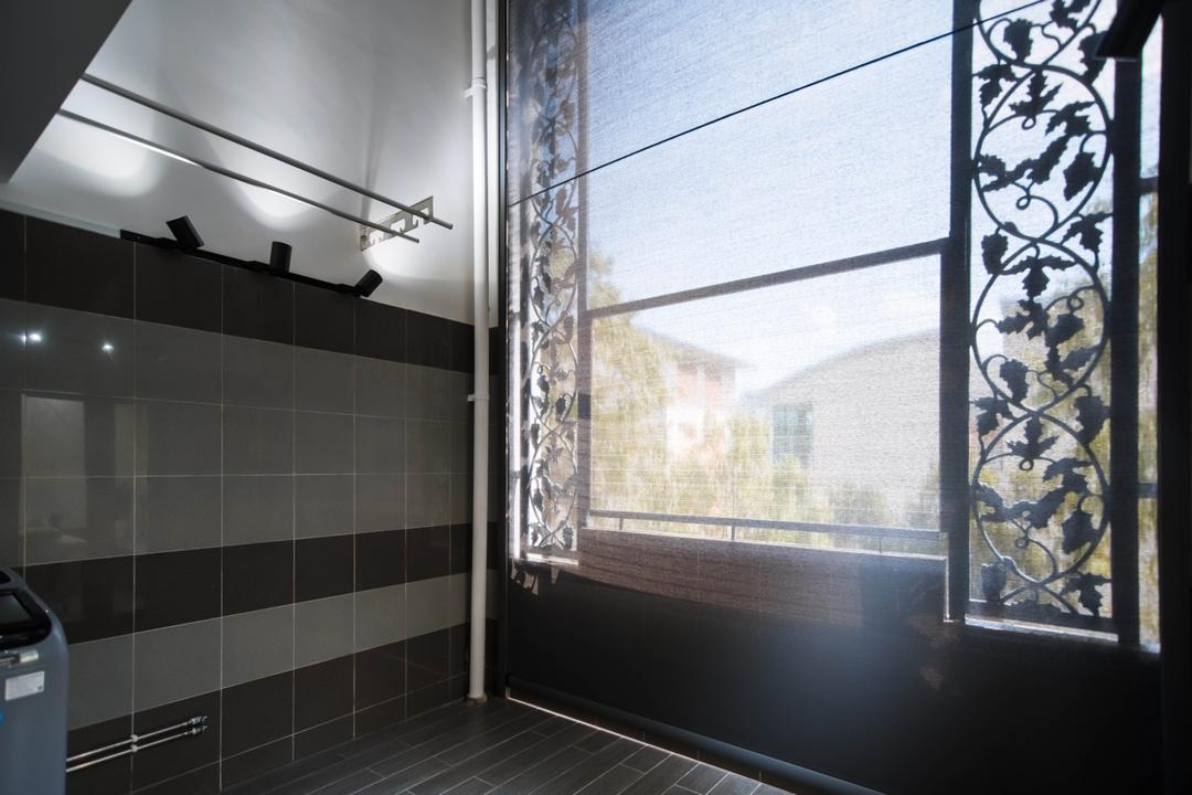 Pasir Ris Street 41, Renex Interior, Transitional, Contemporary, HDB