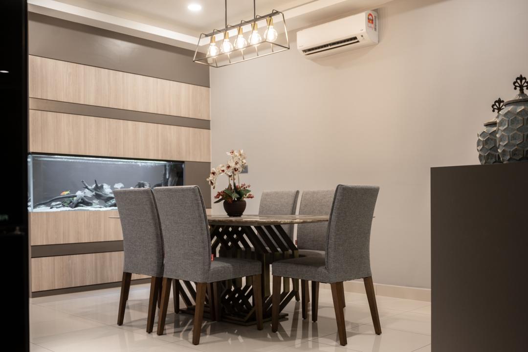 TTDI, Kajang by ZOGE Interior & Build (M) Sdn. Bhd.
