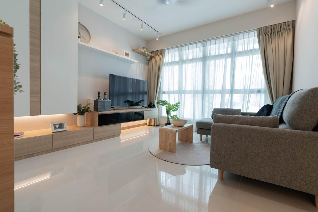 Northshore Drive Living Room Interior Design 23