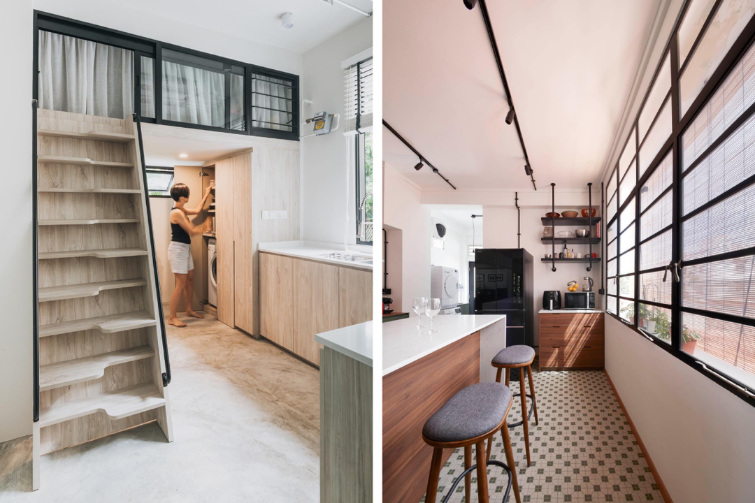 Walk-up apartments in Singapore 20