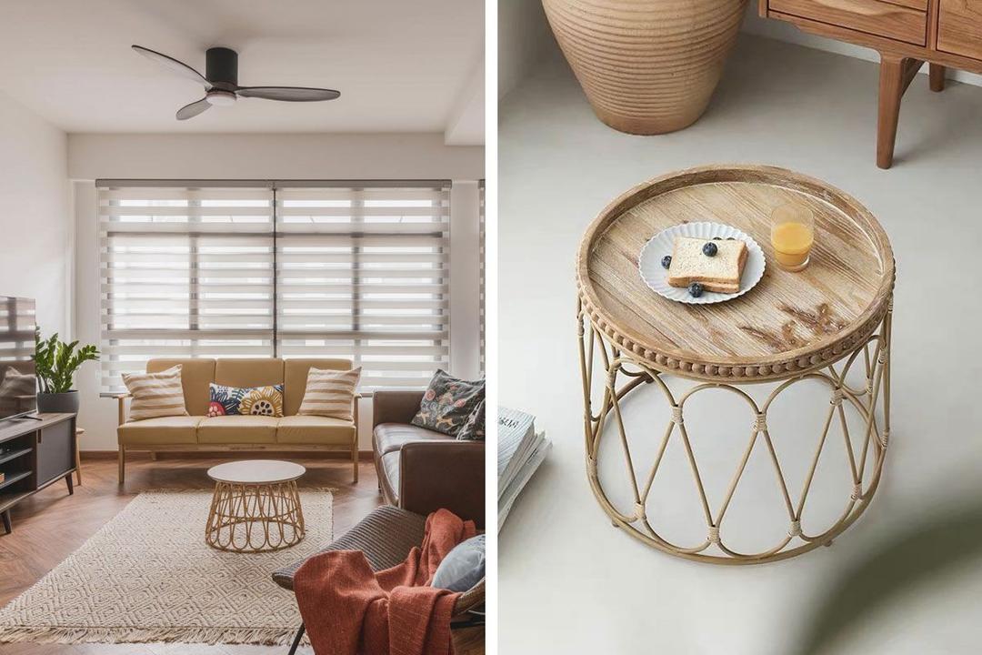 Qanvast's Picks: 6 Affordable Boho Furniture from Shopee 5