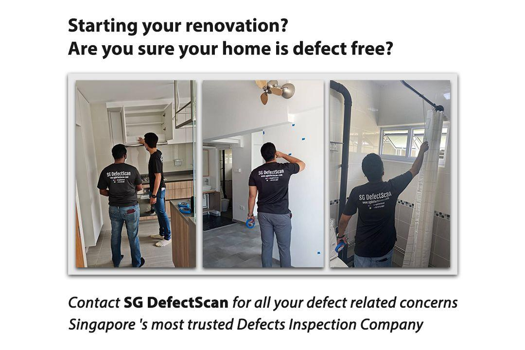 10% off a bundle of 5 Defect Inspections 1