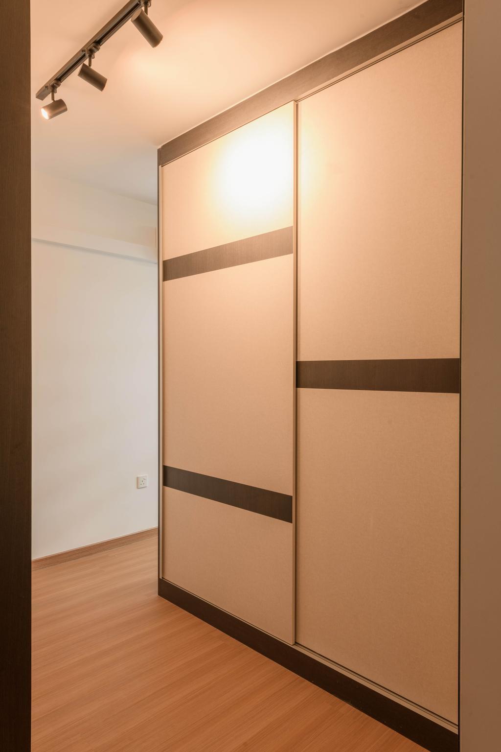 Contemporary, HDB, Bedroom, Tampines Street 62, Interior Designer, Design Story