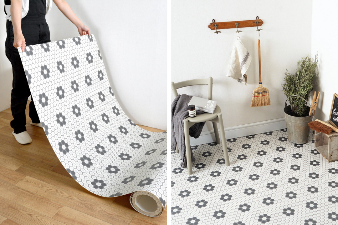 Home Makeover Budget Hack: Japanese Flooring From $380! 1