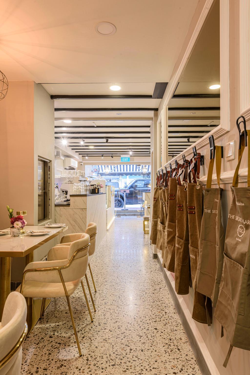 Baghdad Street, Commercial, Interior Designer, ID Gallery Interior, Eclectic, Contemporary