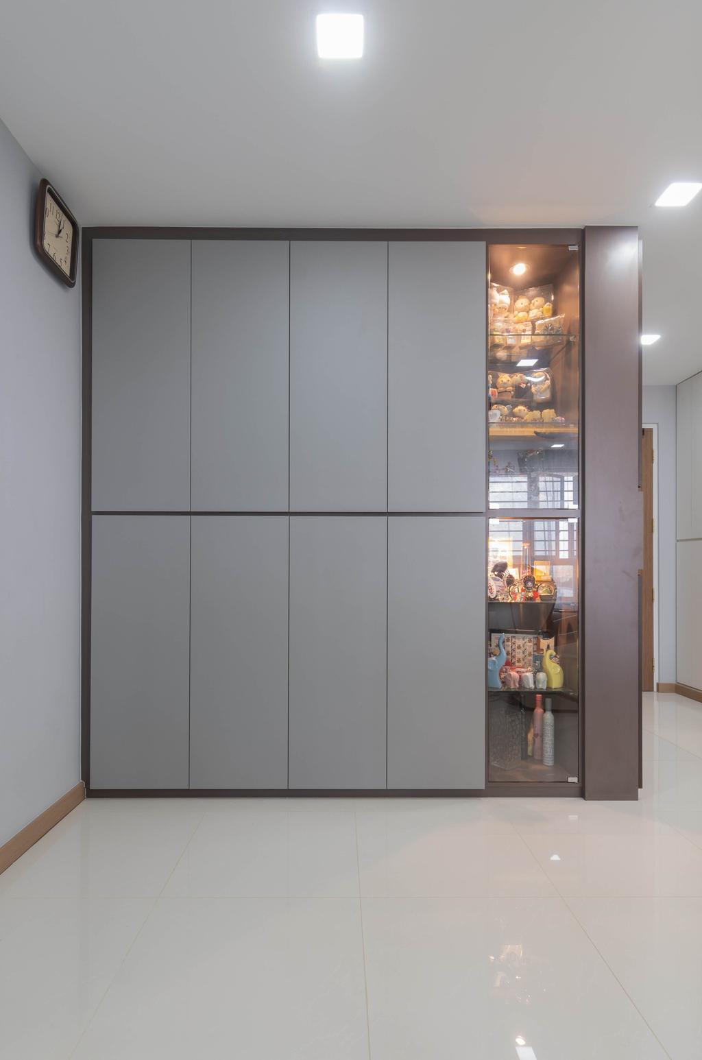 Contemporary, HDB, Living Room, Ang Mo Kio Street 23, Interior Designer, Yang's Inspiration Design