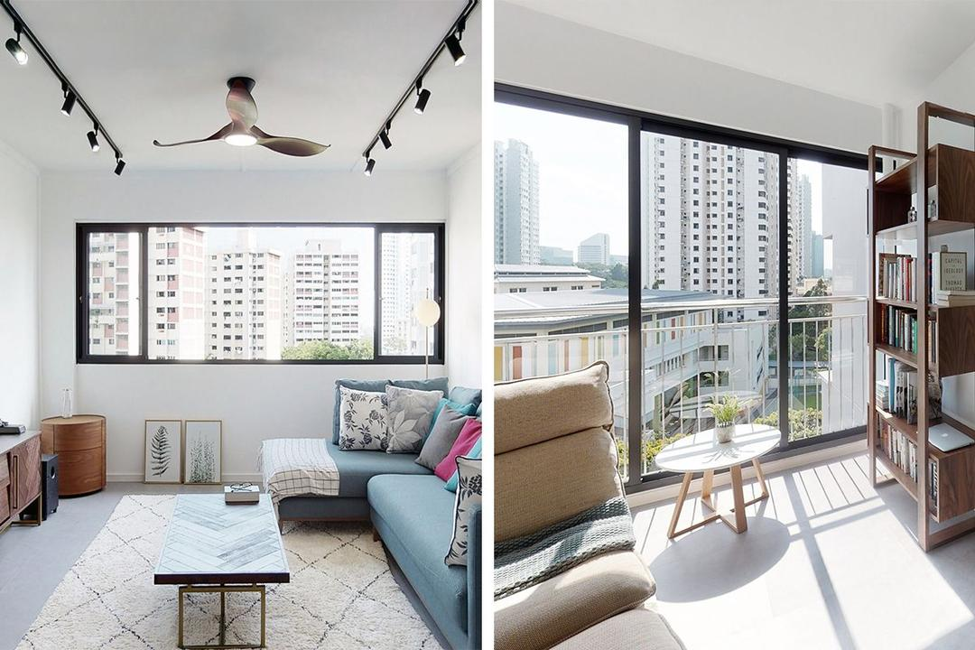 Telok Blangah 5-room HDB flat renovation 2