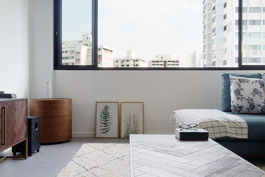 Telok Blangah 5-room HDB flat renovation