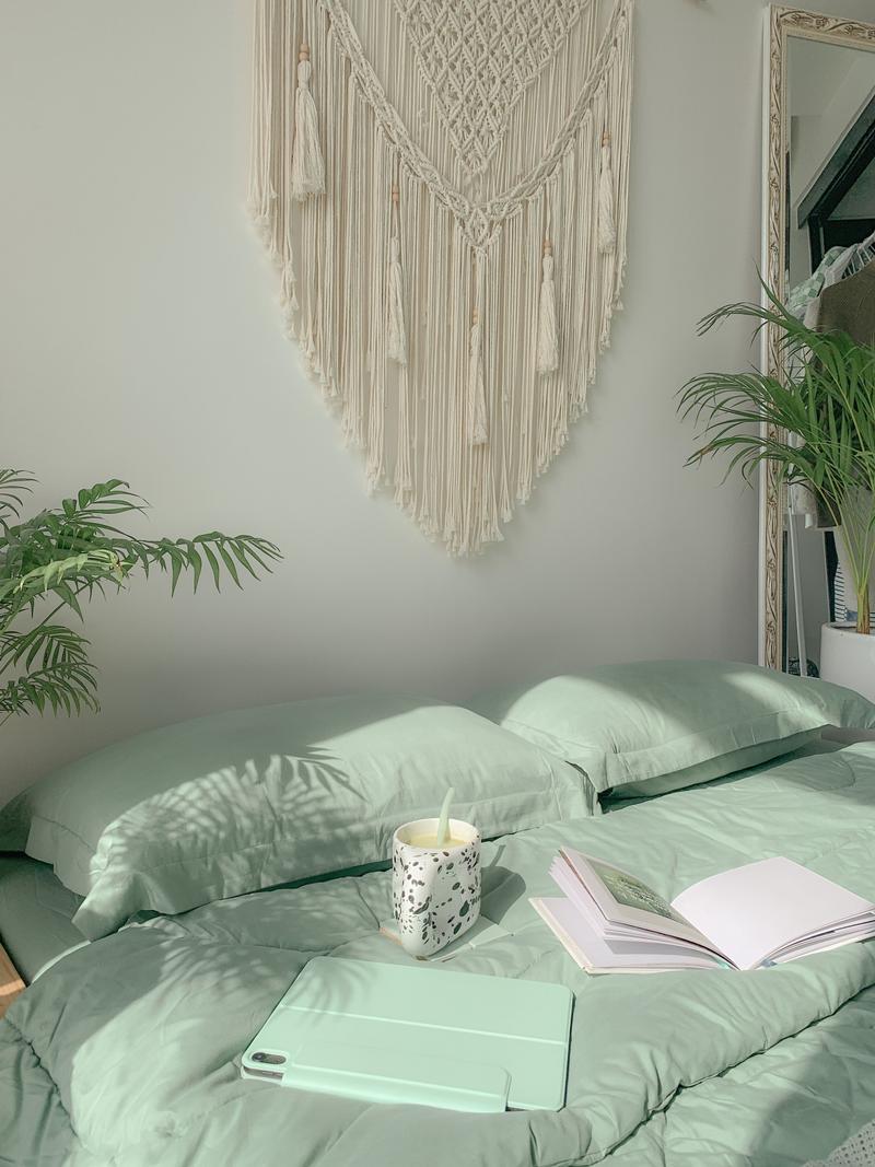 rental studio apartment in kuala lumpur boho chic
