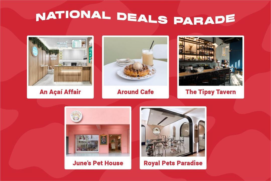 National Deals Parade Qanvast