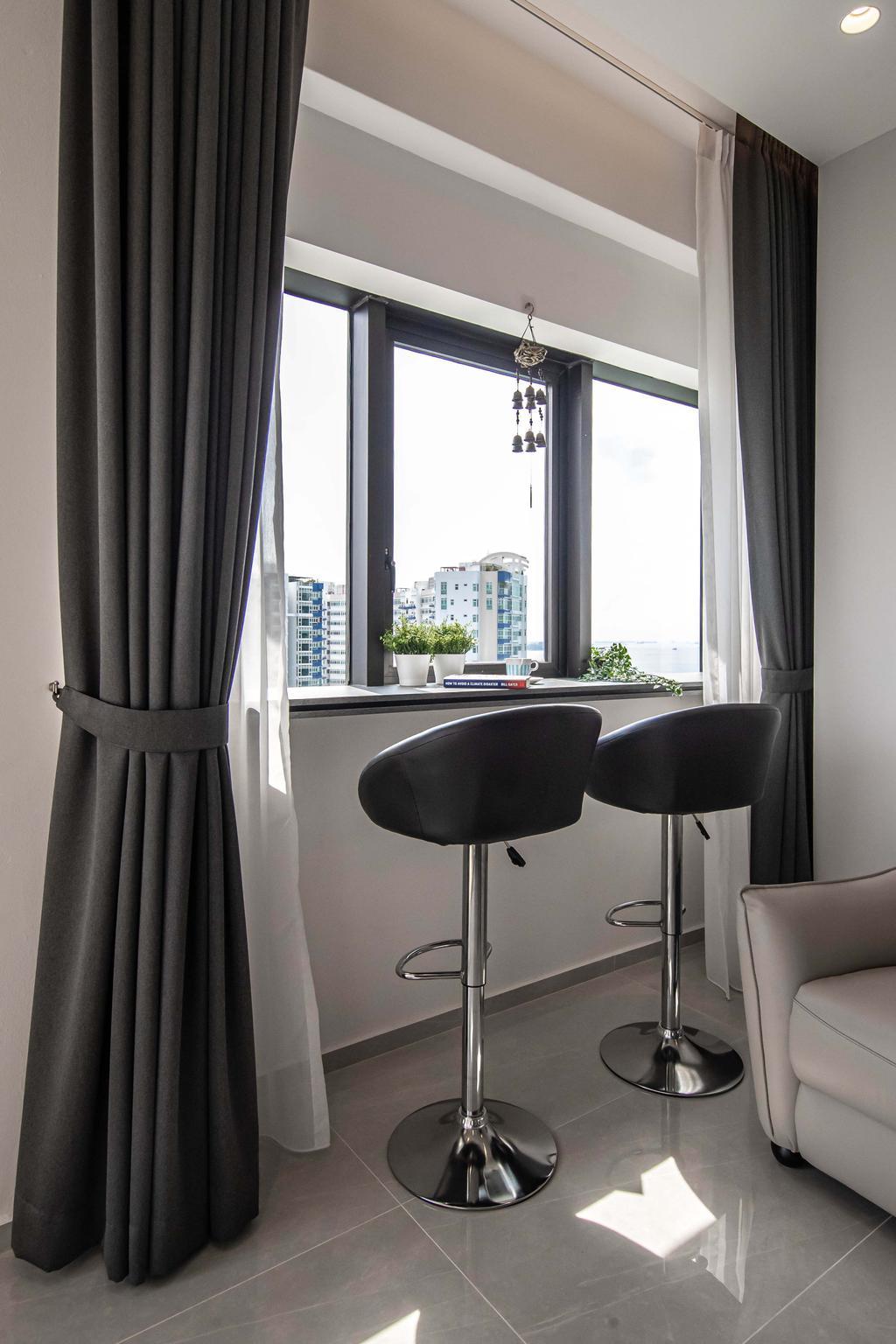 Condo, Balcony, Bayshore Park, Interior Designer, Ciseern