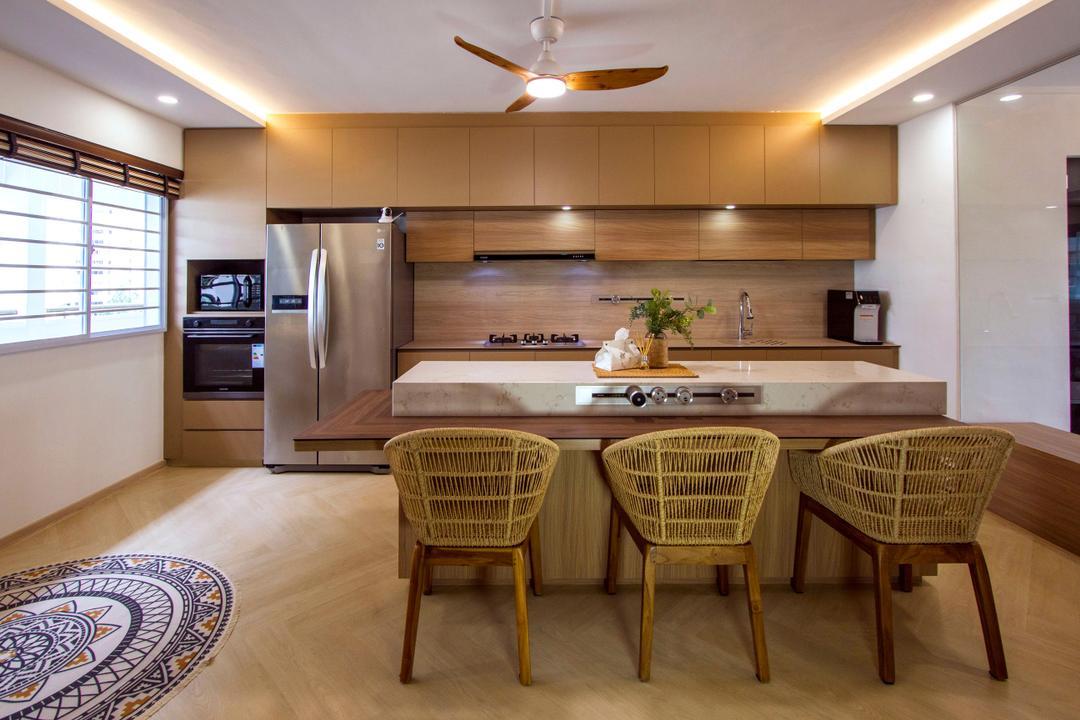 Pasir Ris Street 11 by Maxwell Interior Design