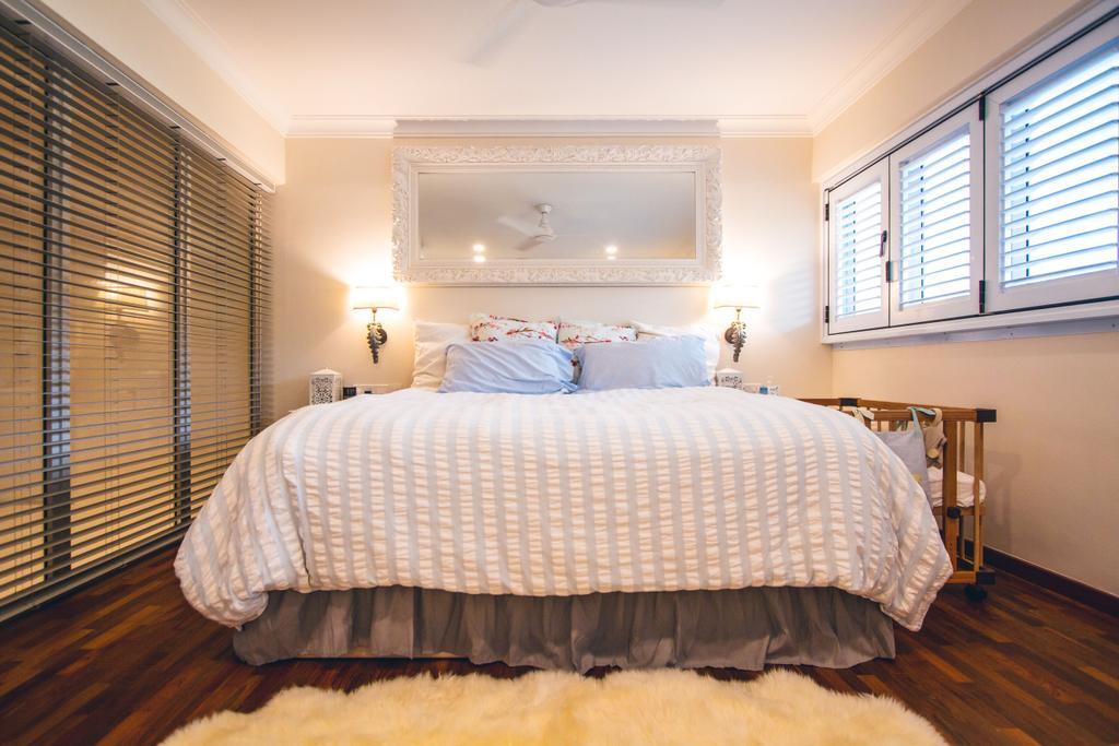Contemporary, HDB, Bedroom, Bukit Batok Street 52, Interior Designer, Maxwell Interior Design