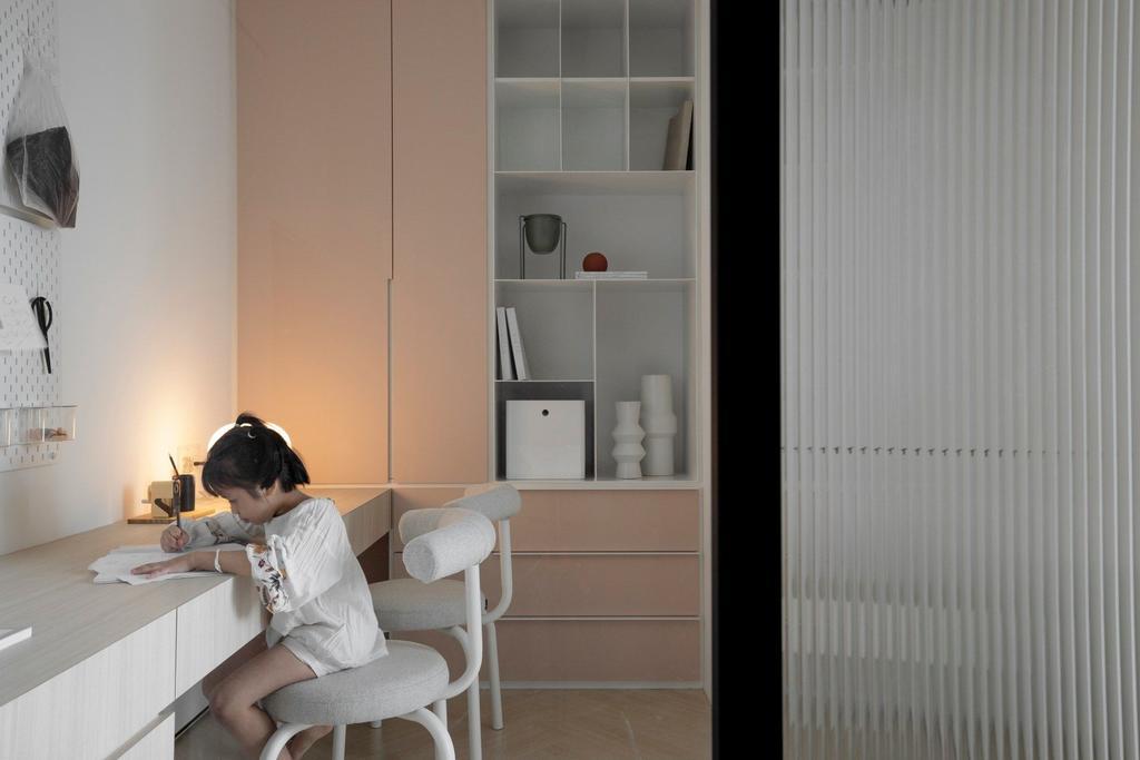 Modern, Condo, The Maple, Sentul KL, Interior Designer, PINS Studio, Contemporary