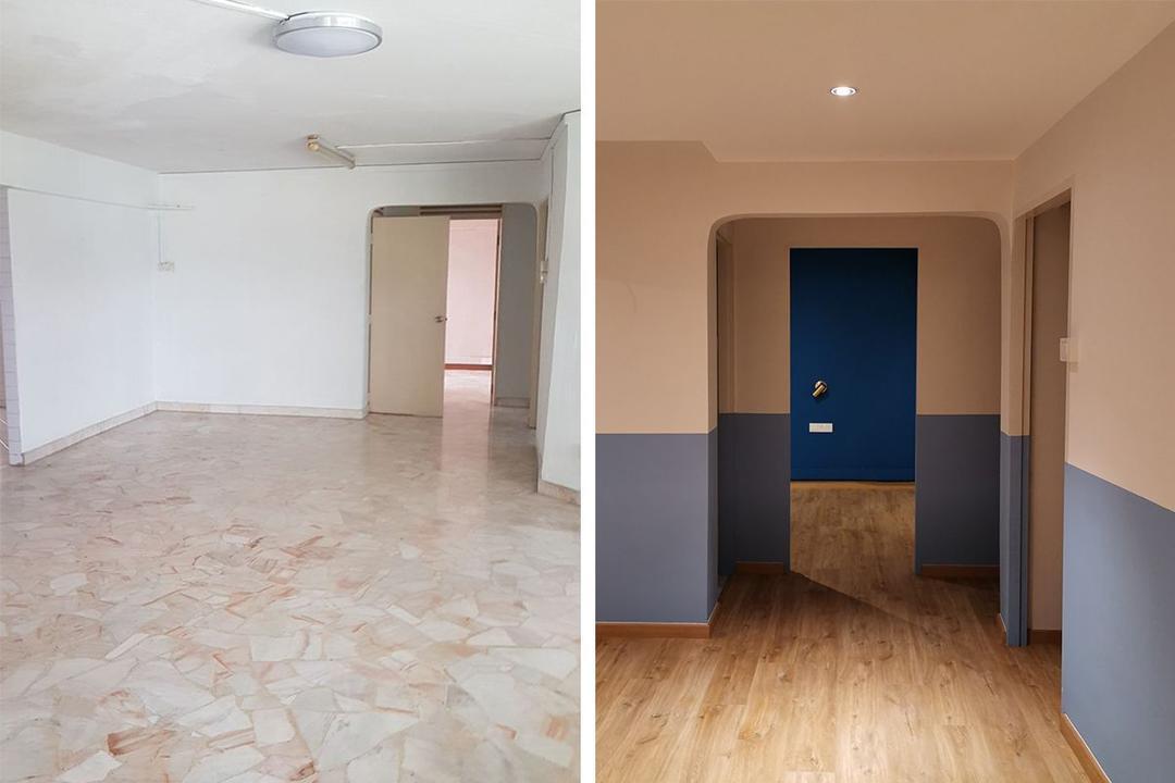 renovation tips money-saving singapore