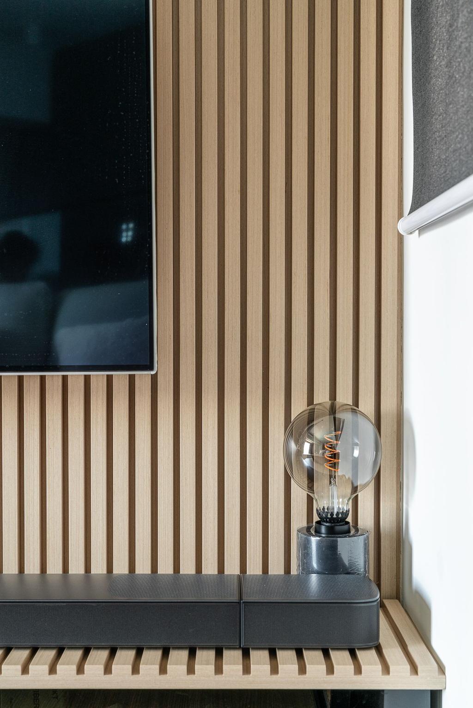 當代, 私家樓, 客廳, 寰宇海灣, 室內設計師, MAD Studio Limited, 北歐
