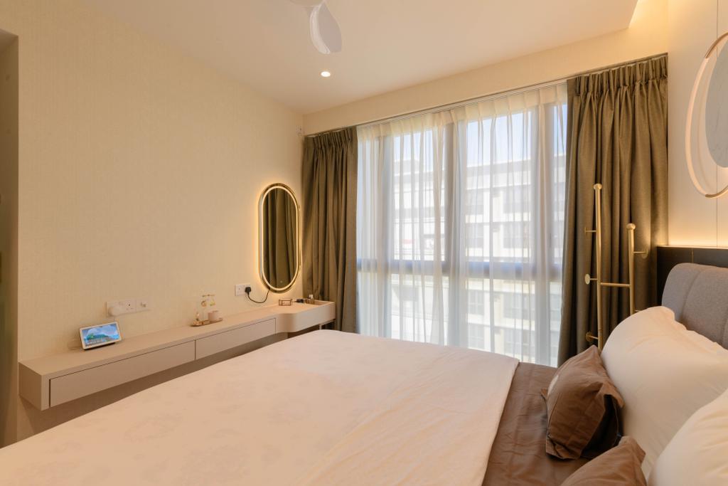 Contemporary, Condo, Rivercove Residences, Interior Designer, Dyel Design