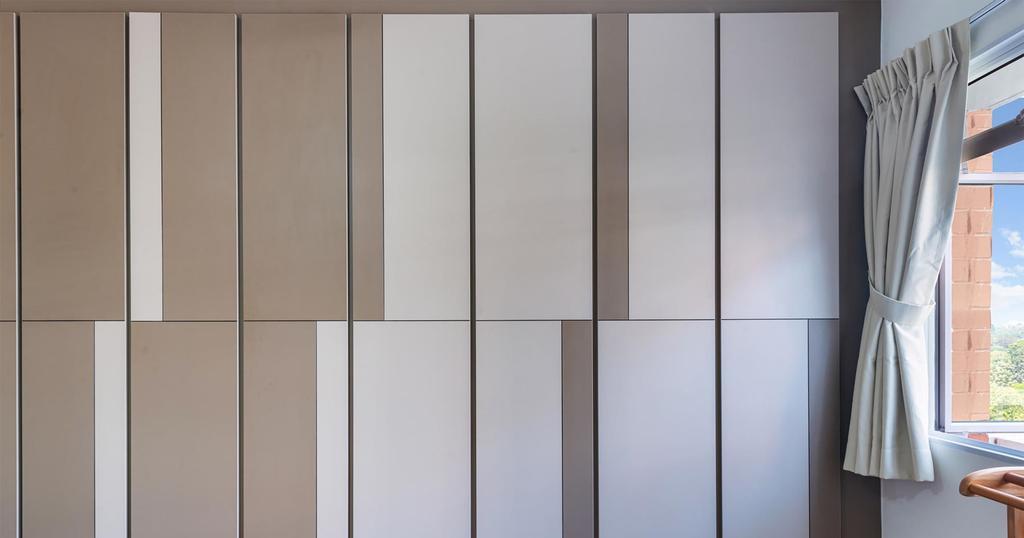 Contemporary, HDB, Bedroom, Mei Ling Street, Interior Designer, ID Gallery Interior